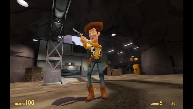 Steam Workshop :: Toy Story: Woody Playermodel