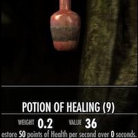 Potion légere |FR|画像