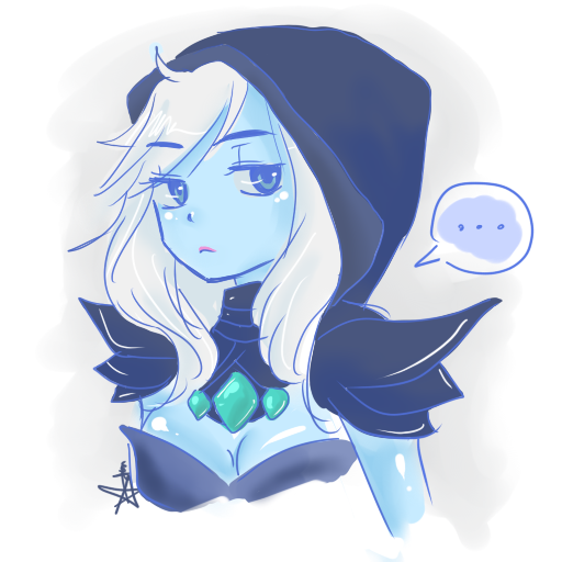 Steam Community Chibi Drow Ranger