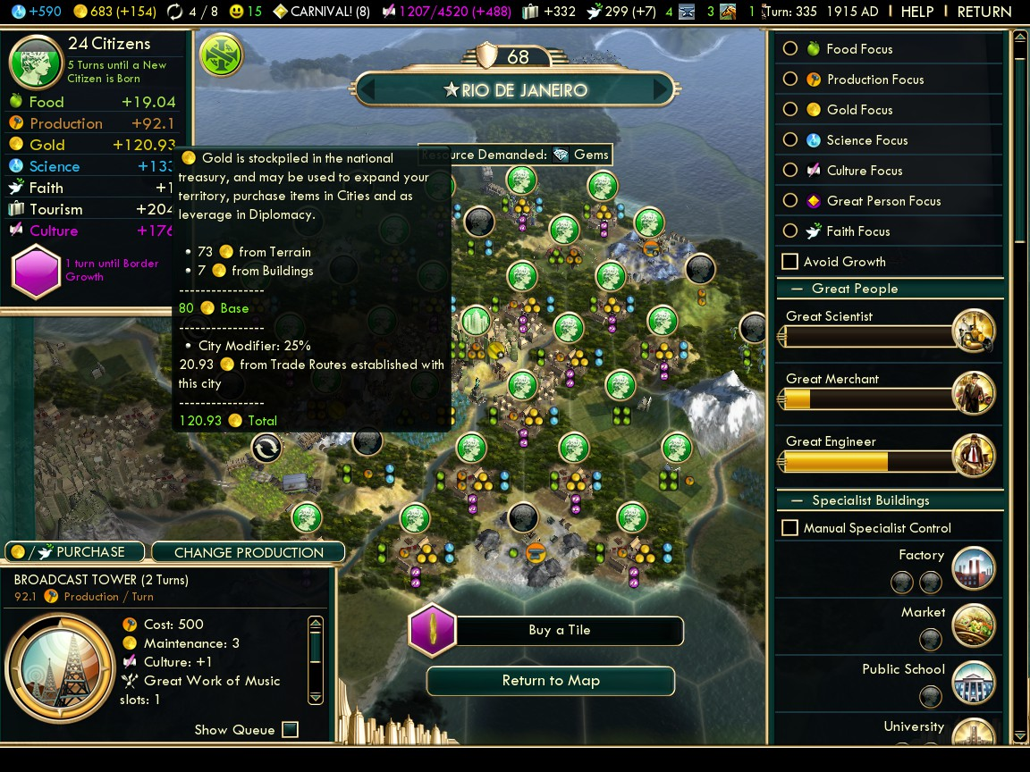 steam community guide zigzagzigal s guide to brazil bnw rh steamcommunity com Handbook to Happiness civ 5 bnw happiness guide