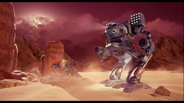 Steam Workshop :: Timberwolf (Mechwarrior 2)