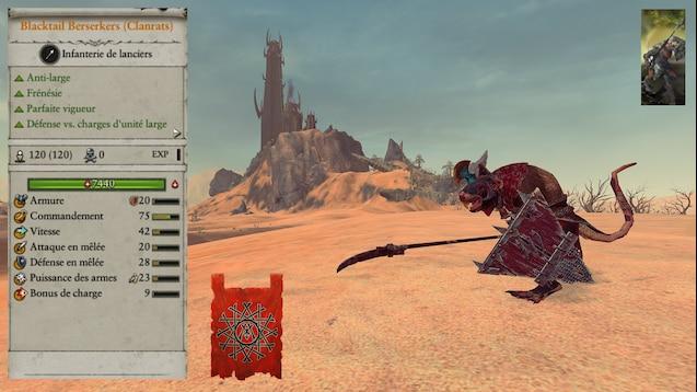 Steam Workshop :: Skaven UNITS Lore Friendly