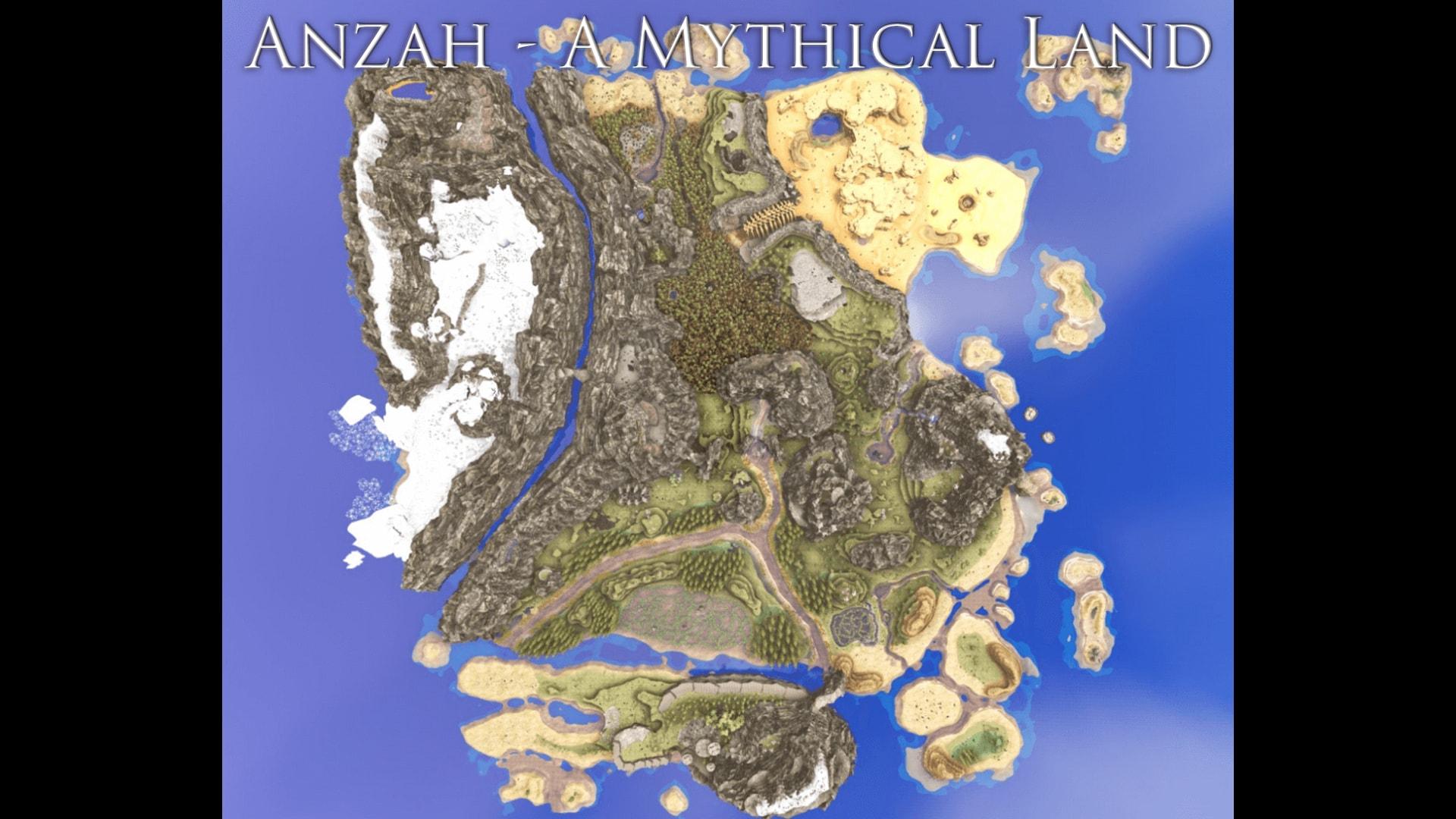 steam workshop anzah a mythical land