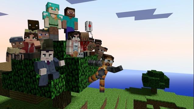 Steam Workshop :: Minecraft Skin Picker