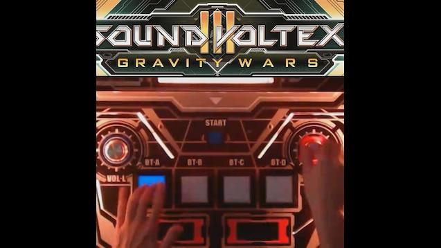 Steam Workshop :: 【SOUND VOLTEX手元】【SDVX手元