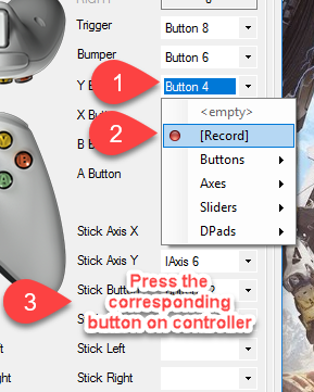 Steam Community :: Guide :: Setting up x360ce for gamepad
