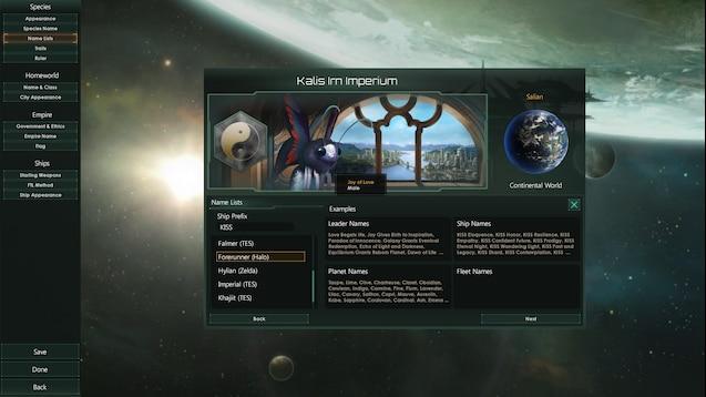 Steam Workshop :: Cybrxkhan's Assortment of Namelists for