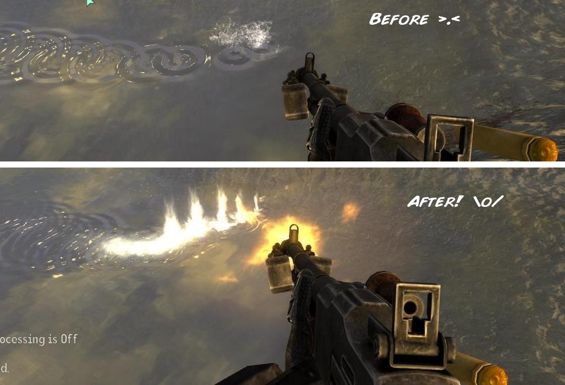 Fallout new vegas моды на графику скачать