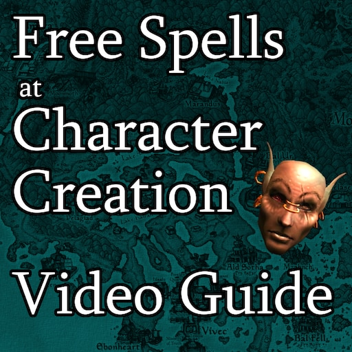 Steam Community :: Guide :: Free Spells at Character Creation Video
