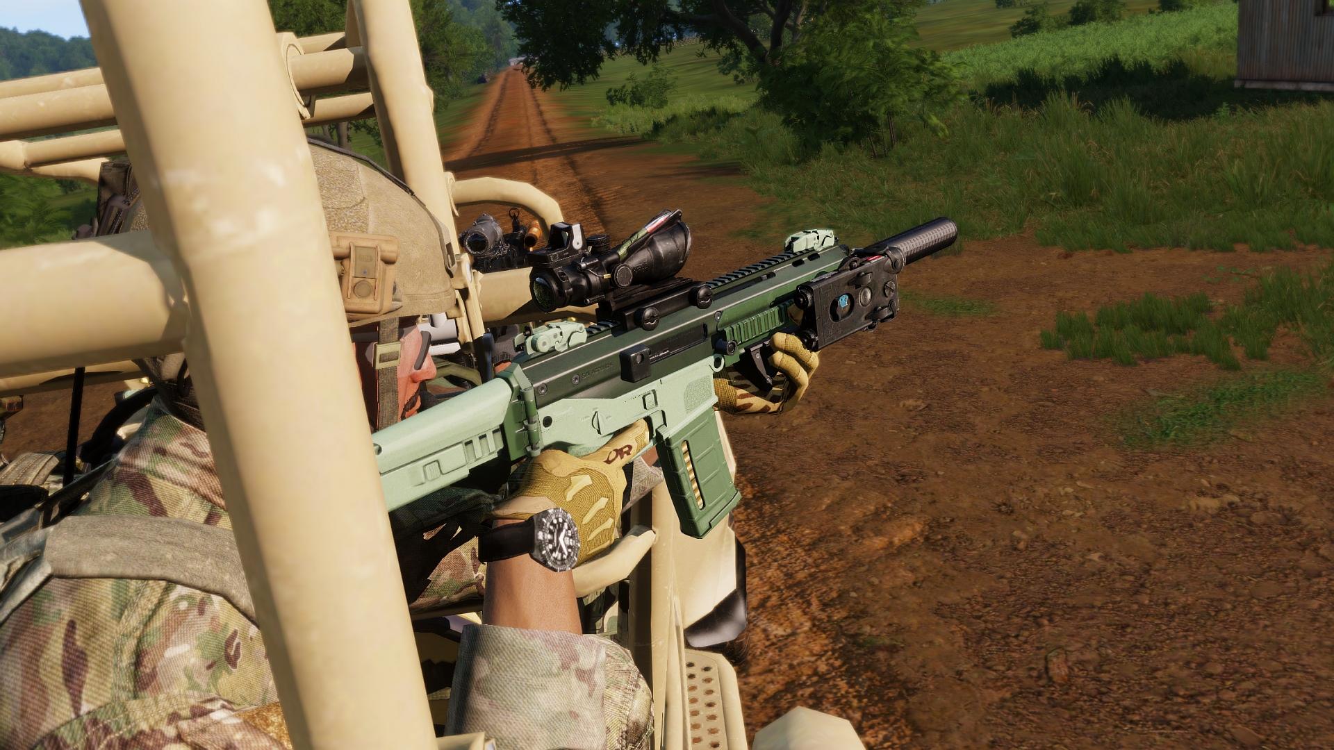 Steam Workshop :: NIArms ACR-E Rifles