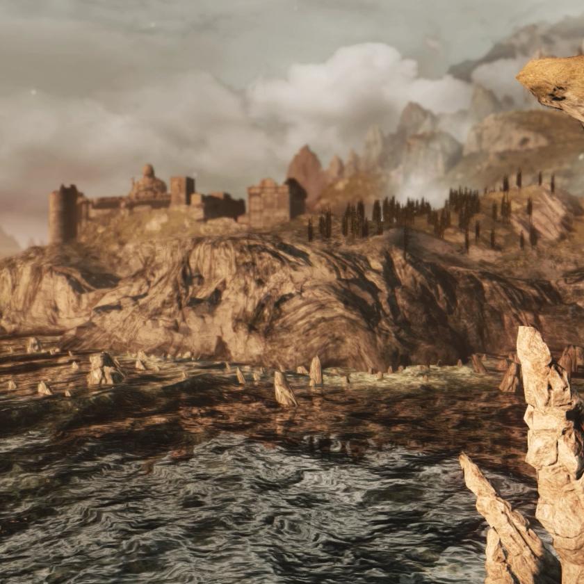 Dark Souls 2 Majula Steamworkshop Download