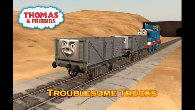 Steam Workshop :: Troublesome Trucks