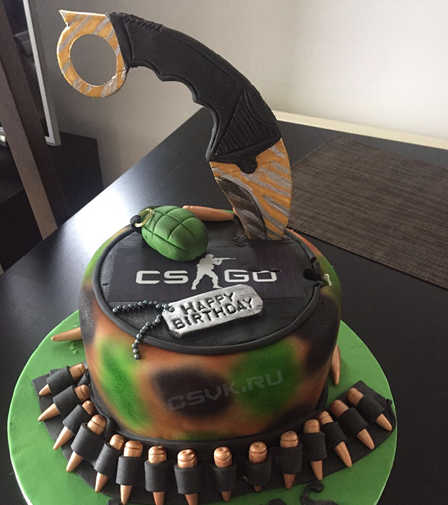 Ban Birthday Cakes