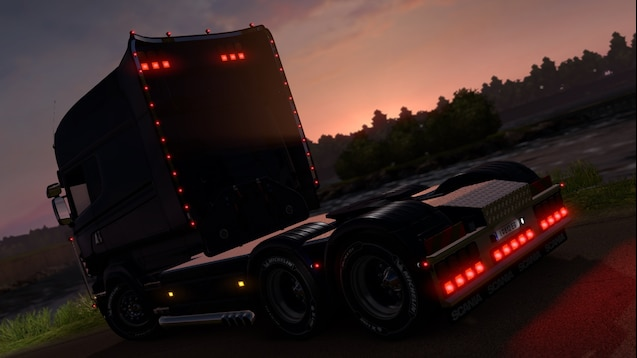 Steam Workshop :: RJL Scania R, R4 & Streamline