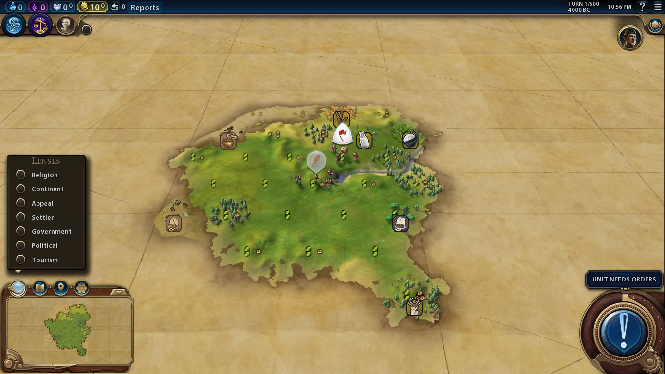 Civ6 SG 3 - Stingy Hojo and his cheap districts