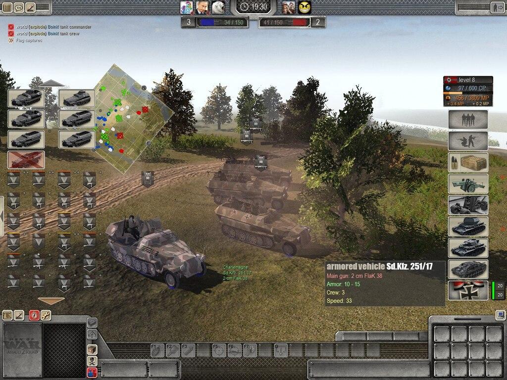 Steam Community :: Screenshot :: Panzergrenadier platoon ready for