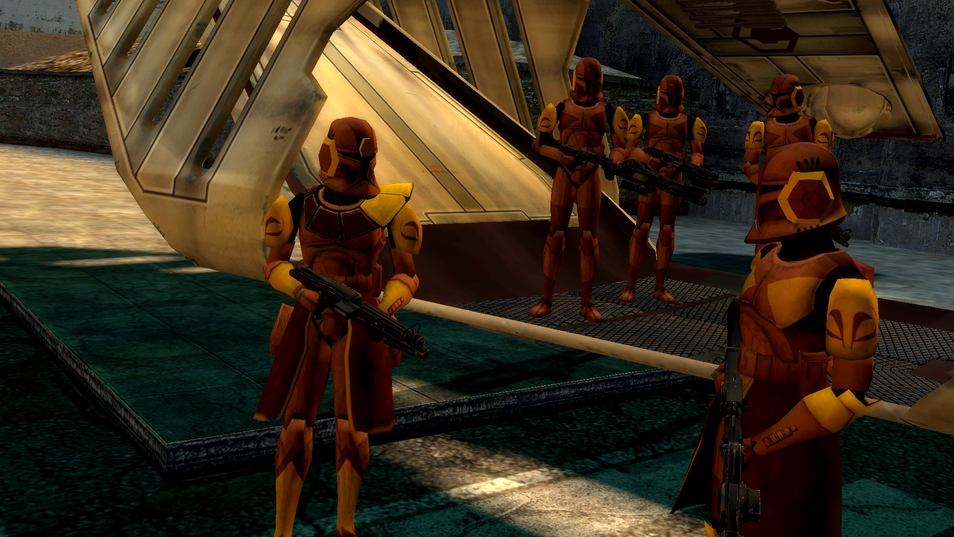 Steam Workshop Star Wars The Clone Wars Npcs 21st Nova Corps 220th Special Forces And Special Operations