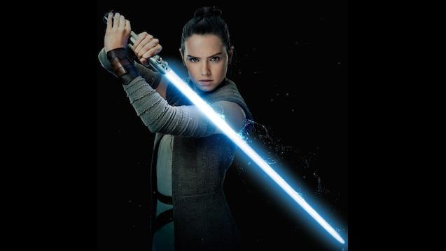 Workshop Di Steam Star Wars The Last Jedi Rey 3840x2160