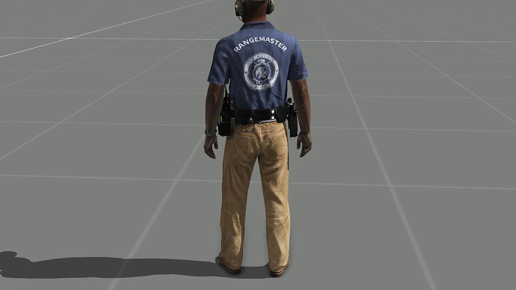 Steam Community :: Screenshot :: Arma 3 Canadian Life RCMP Belt
