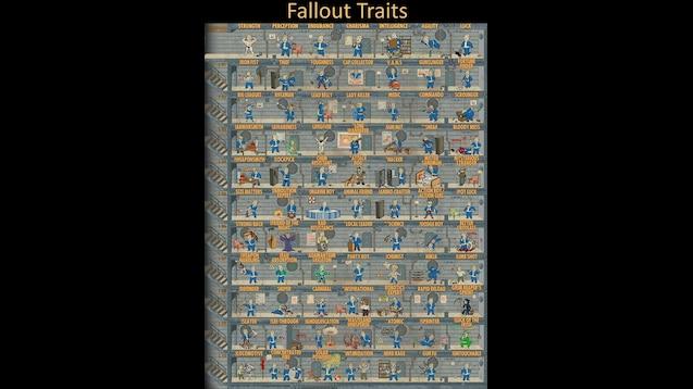 Steam Workshop :: Fallout Traits