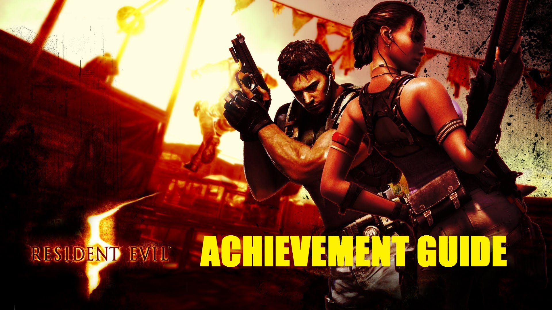 Steam Community Guide Resident Evil 5 Gold Edition 100