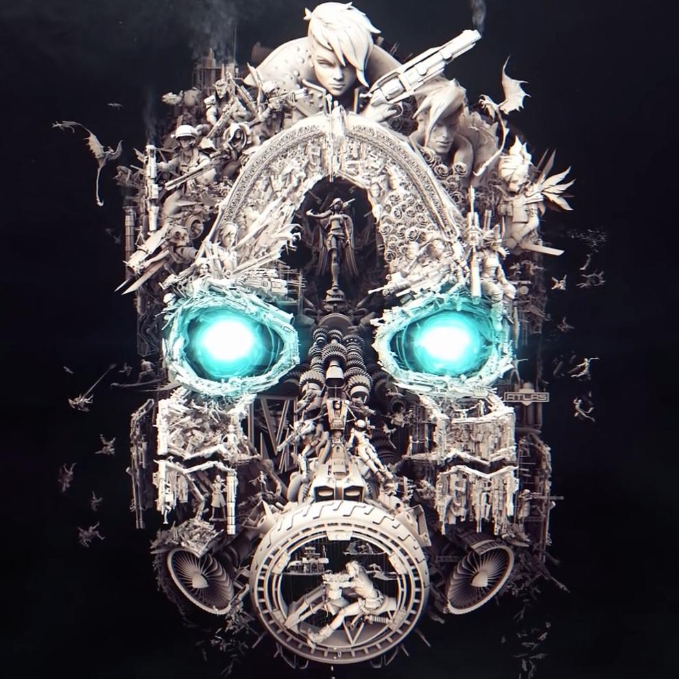 Steam Workshop Borderlands 3 Teaser Mask Of Mayhem