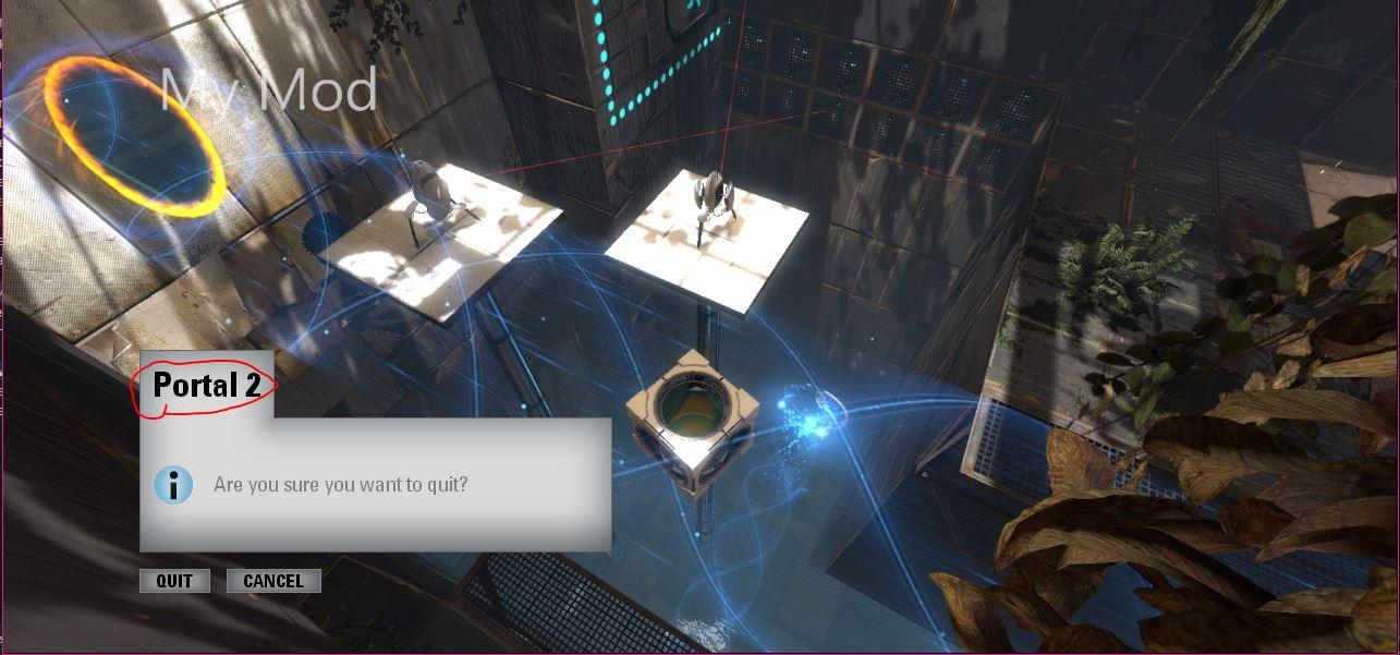 Steam Community :: Guide :: Create a Portal 2 mod