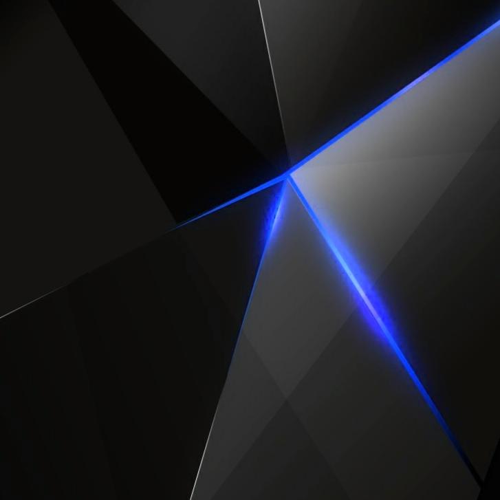 Unduh 9000+ Wallpaper Black Blue Shards