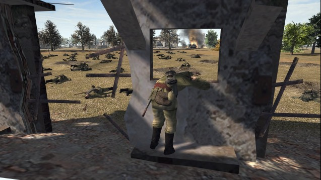 Brest Fortress Battle
