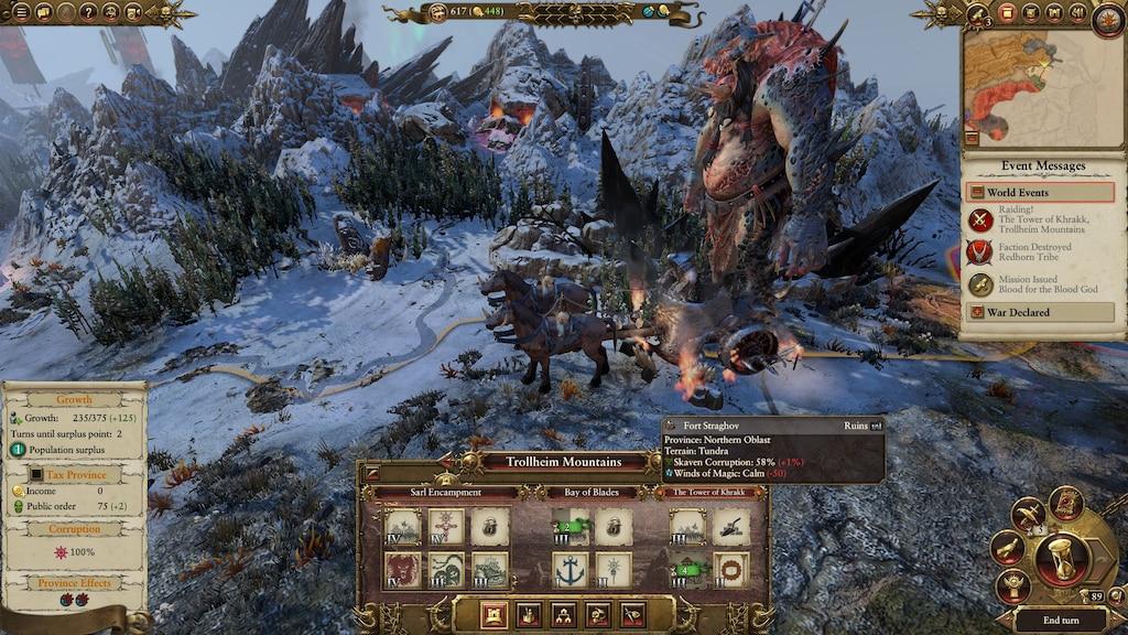 Total War Warhammer t