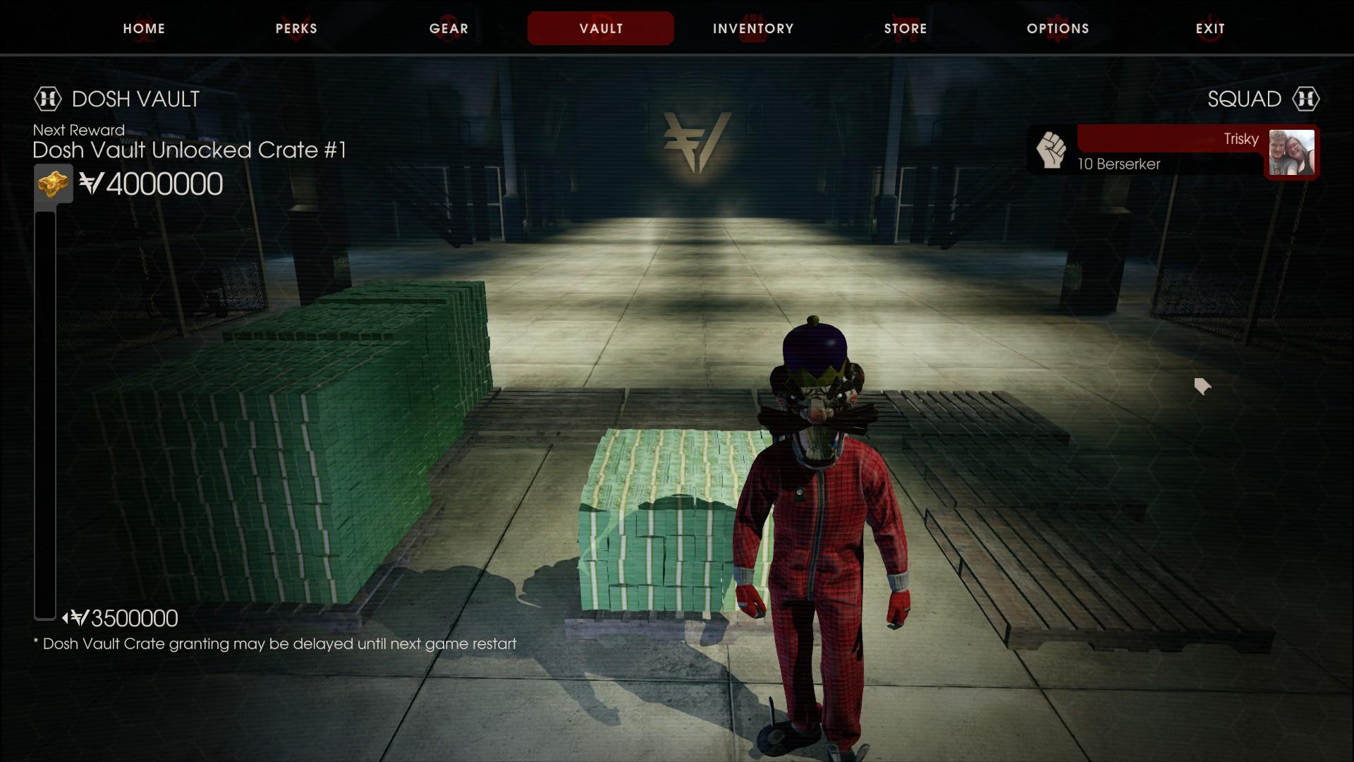 Steam Community :: Screenshot :: Fleshpound Christmas head!