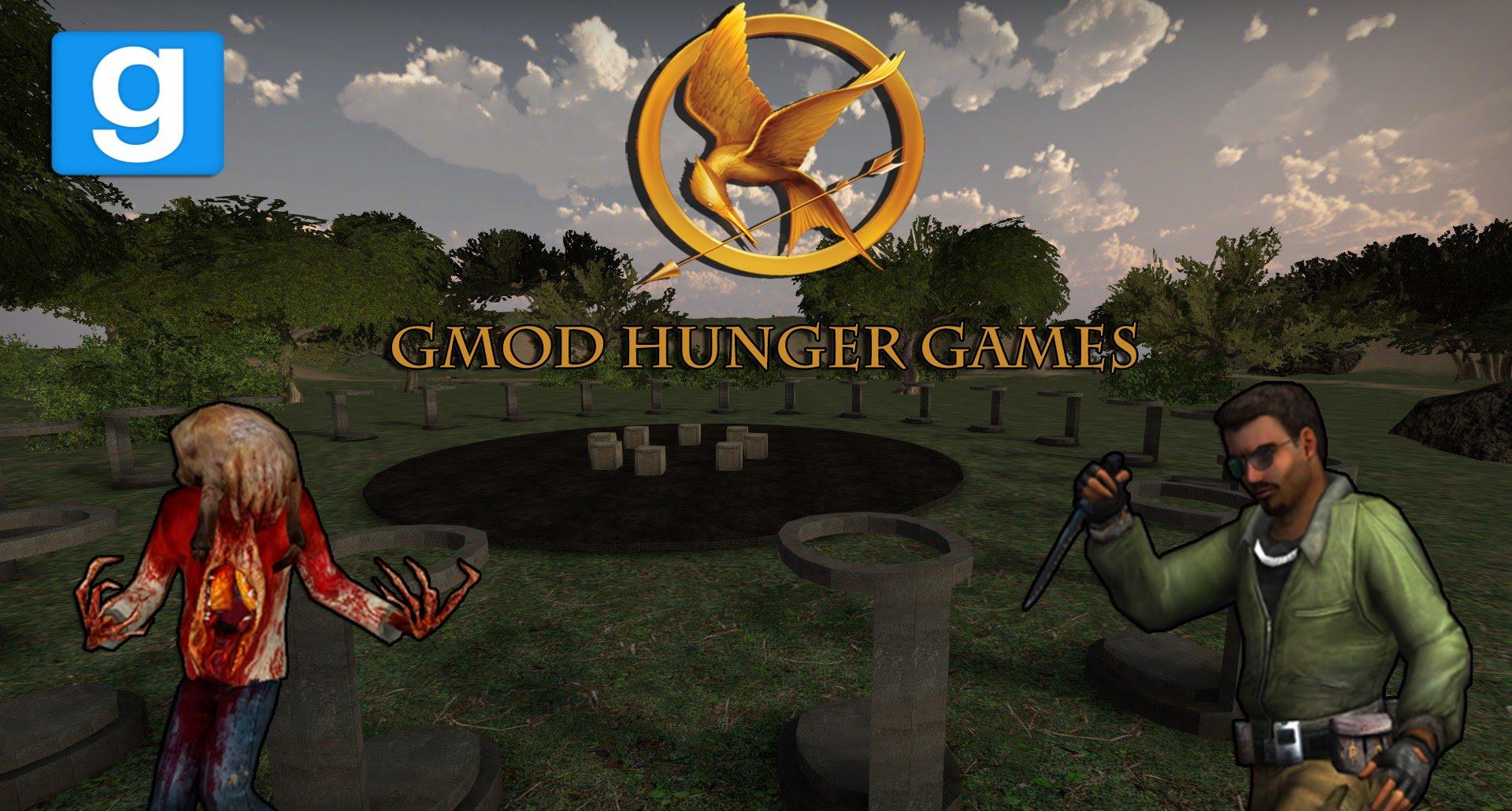 Steam Workshop :: Hunger games GMOD de la GLRX