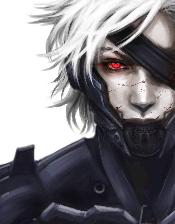 Comunidad Steam Raiden Metal Gear Rising Revengeance