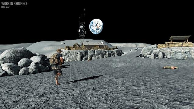 Steam Workshop :: Moon