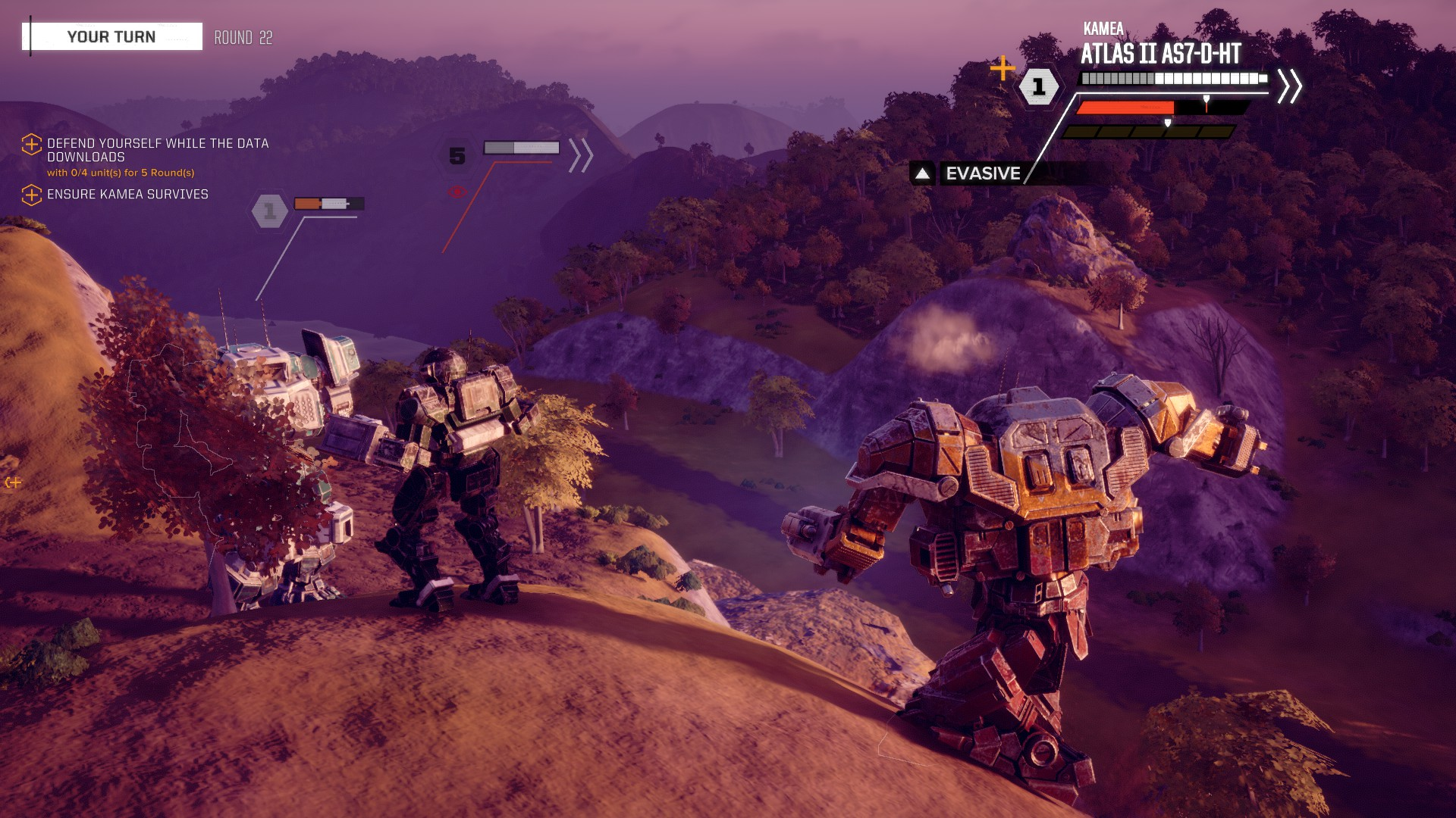 Battletech game?