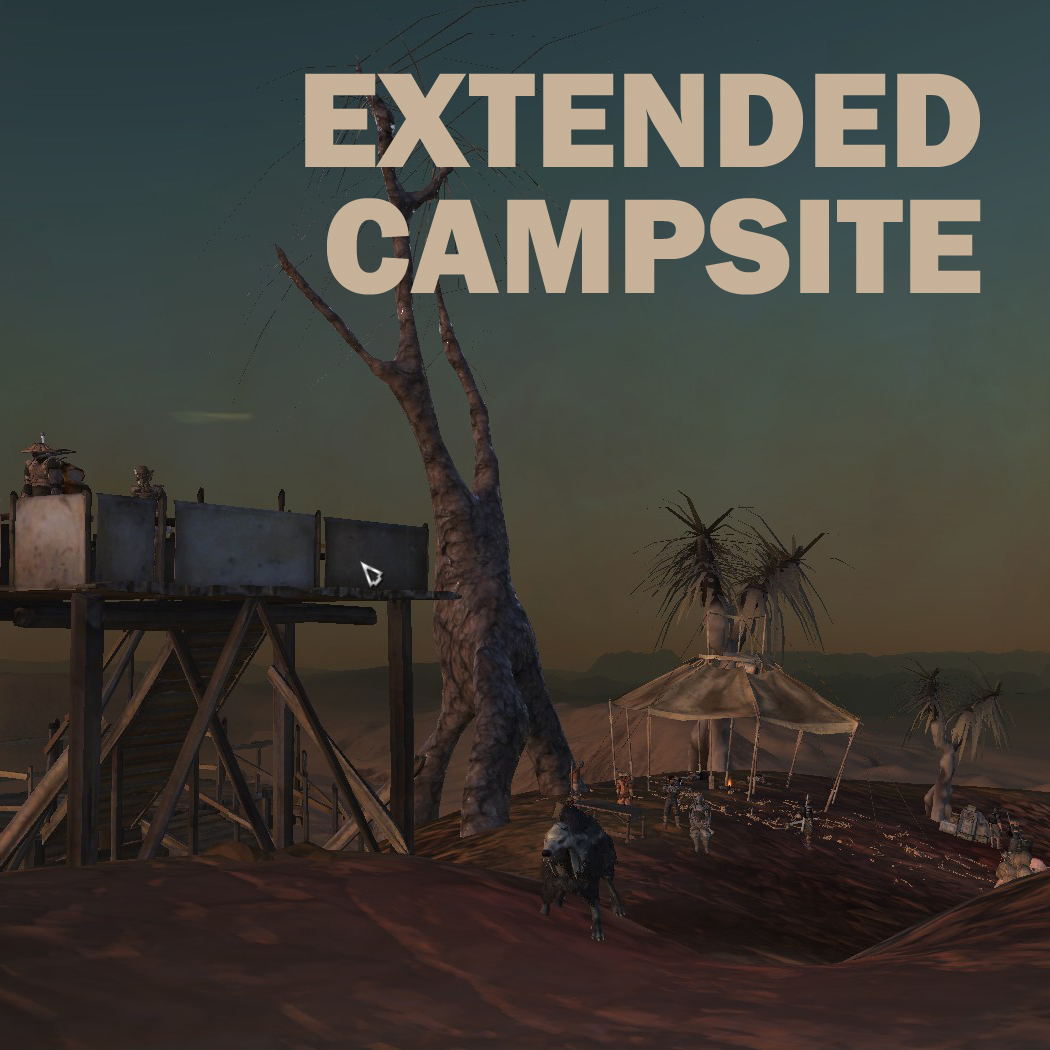 Extended Campsite