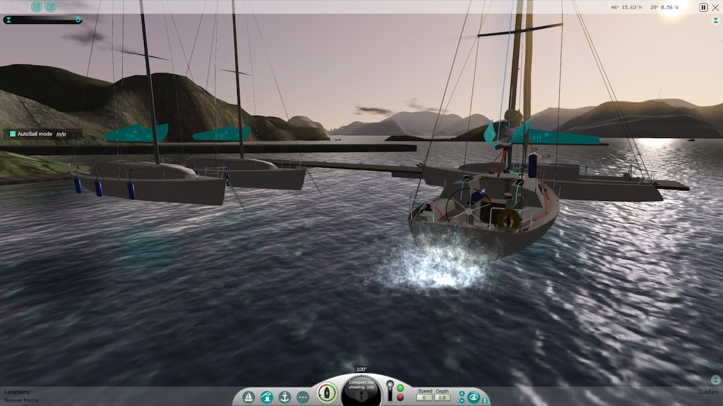 Steam Community :: eSail Sailing Simulator