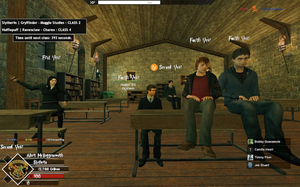 garrys mod harry potter