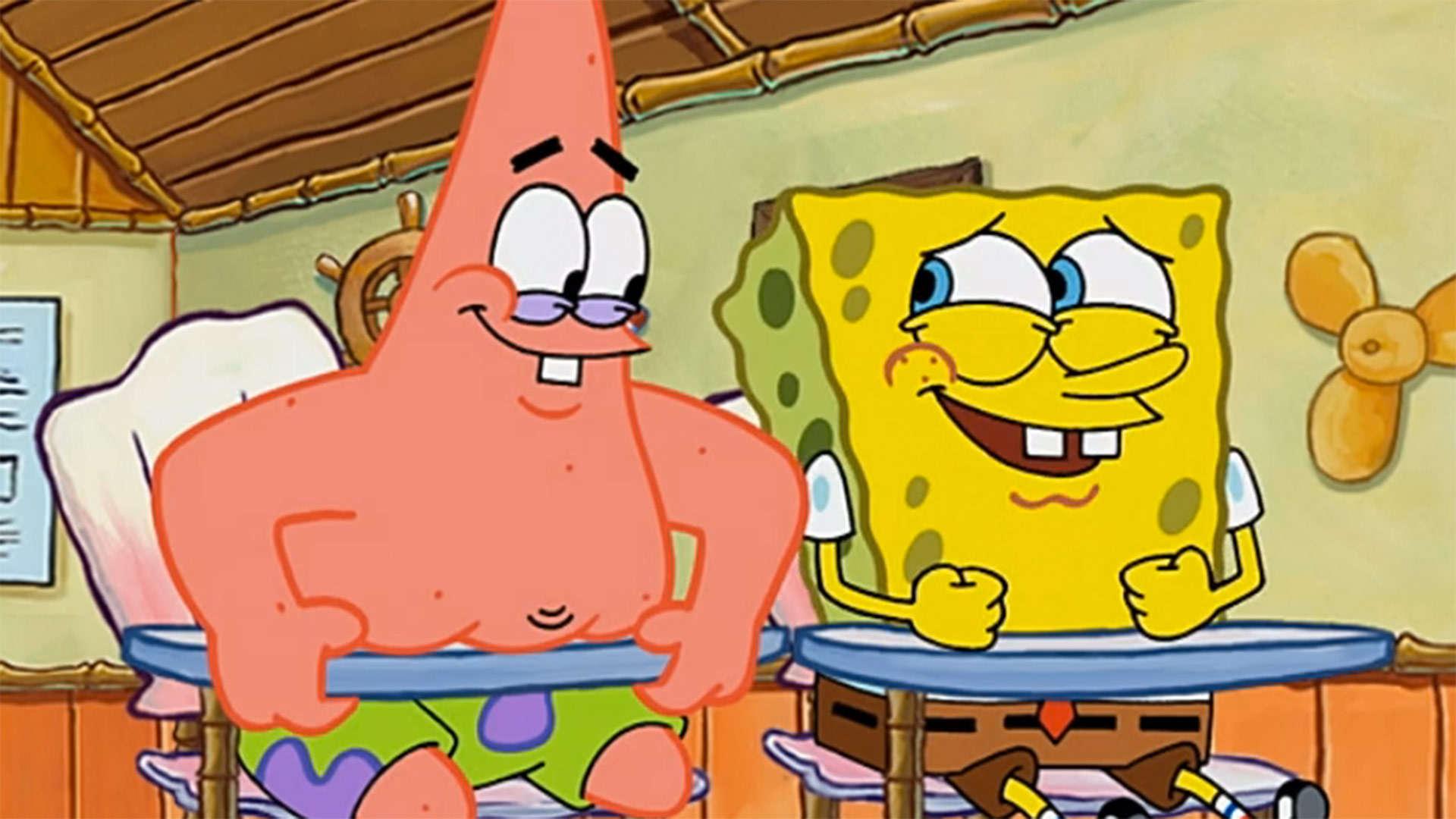 Steam Workshop Spongebob