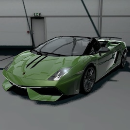 Steam Workshop Simfphys Lamborghini Gallardo Performante Spyder