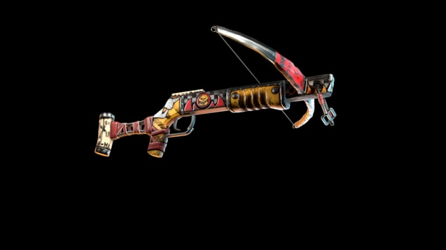 Steam Workshop :: Scrapper Crossbow