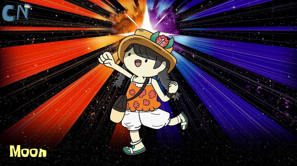 Steam Community :: :: Pokemon Ultra Sun & Moon: Female Character Sketch