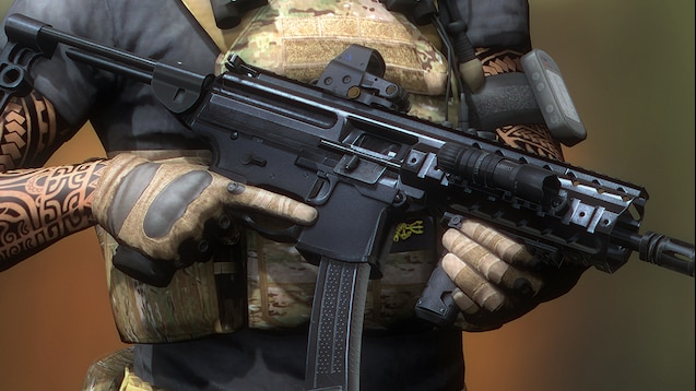 Steam Workshop :: Escape From Tarkov - SIG MPX