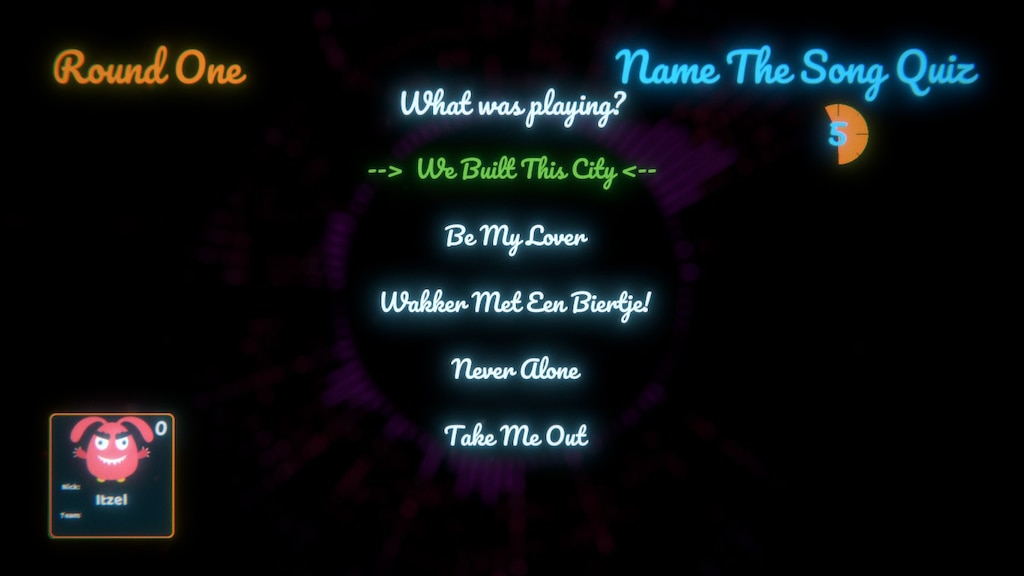 Steam Community :: Name The Song Quiz