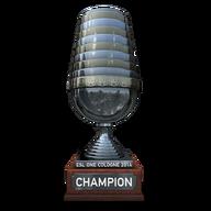 Все значки, монеты и трофеи в CS:GO