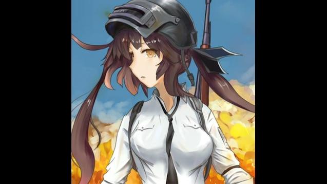 Steam Workshop Pubg Anime