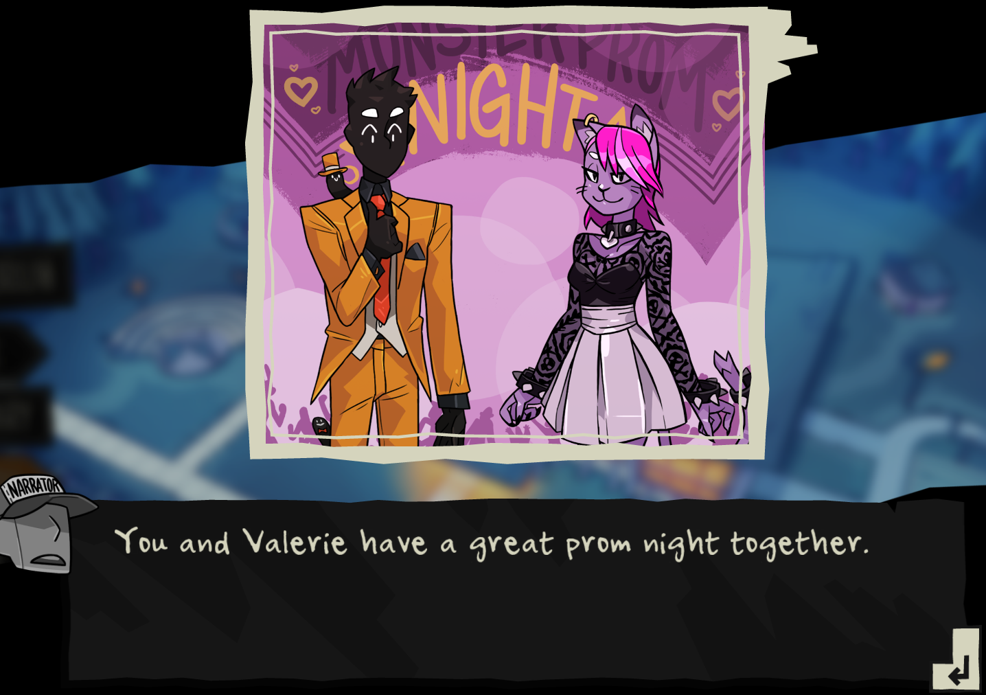 Dating liam monster prom
