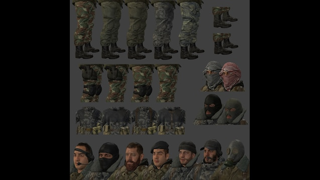 Steam Workshop :: Modern Warfare Remastered Ultranationalist