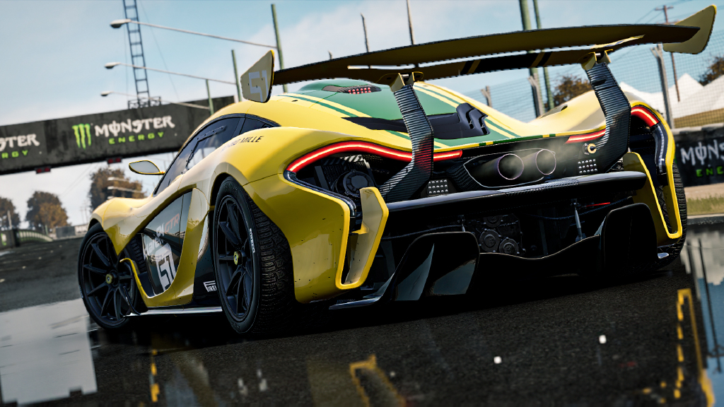 Steam community screenshot mclaren p1 gtr - Project cars mclaren p1 ...
