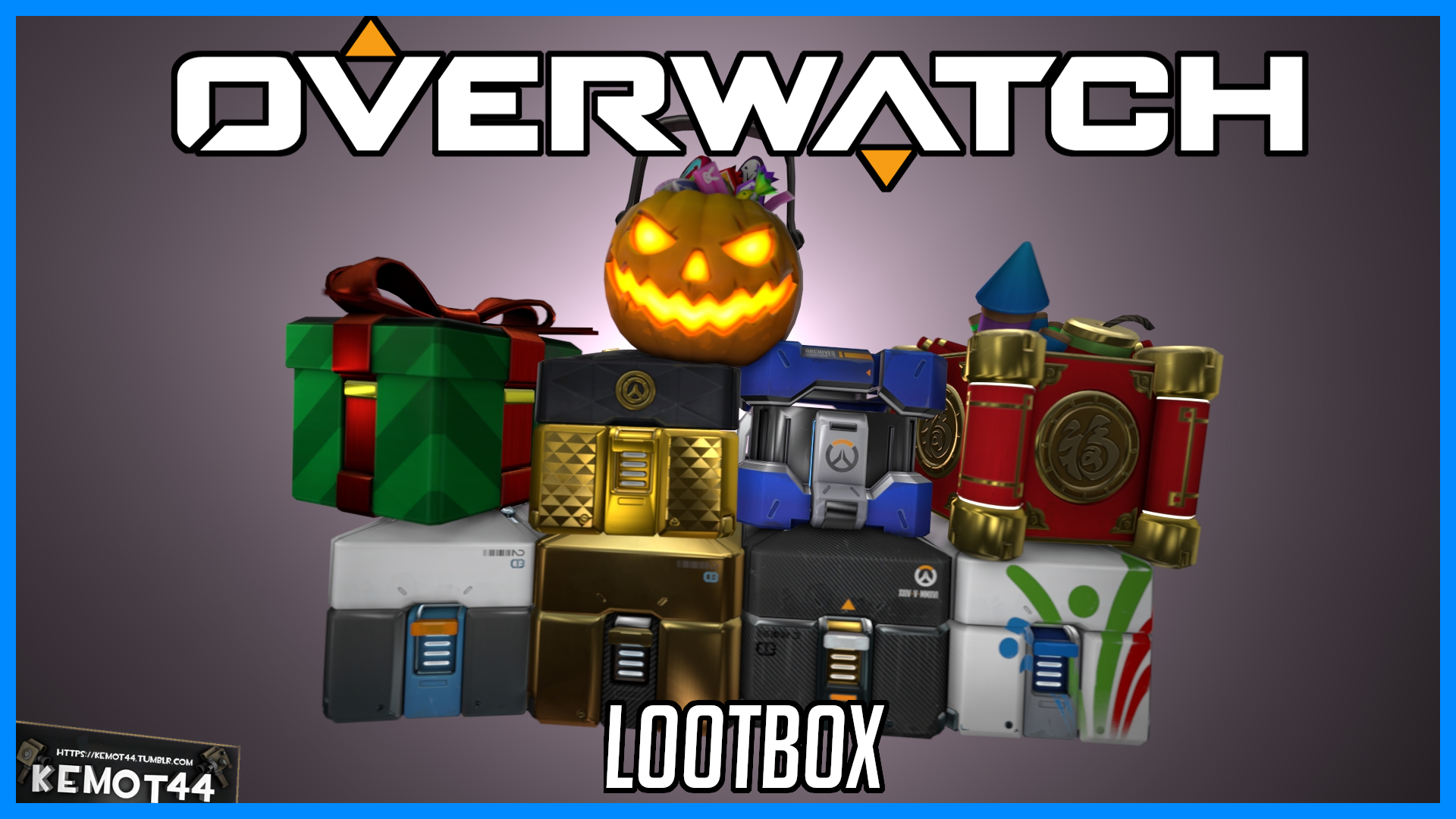 Steam Workshop :: [Overwatch] 9 Lootbox (All)